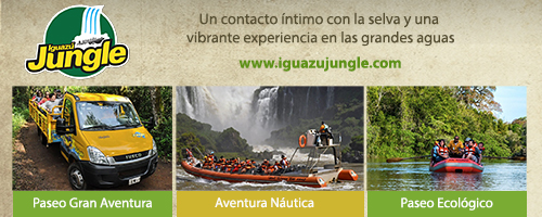 Iguazú Jungle web