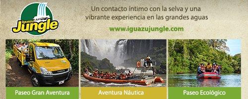 Iguazú Jungle web