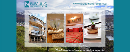 fueguino hotel institucional web